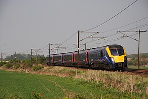 British Rail Class 180 - Image: First Hull Trains 180109 Eaton Lane 2011 04 22