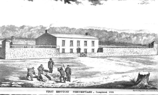 Kentucky State Penitentiary in Frankfort