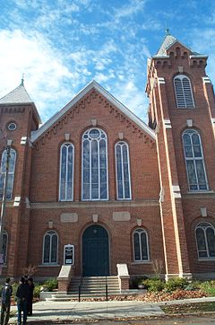 First Presbyterian Church Champaign Illinois 200511.jpg