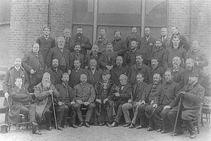 County Borough of West Ham - Image: First West Ham Borough Council, 1886 7