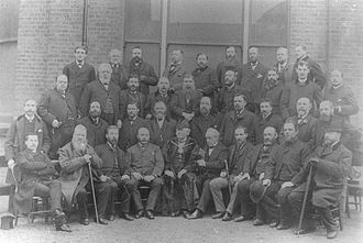 County Borough of West Ham - Image: First West Ham Borough Council, 1886 7