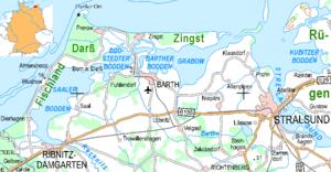 Fischland-Darß-Zingst - Fischland, Darß and Zingst