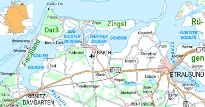 Fischland Darß Zingst Karte.Fischland Darß Zingst Wikipedia