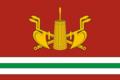 Flag of Chervishevskoe (Tyumen oblast).png