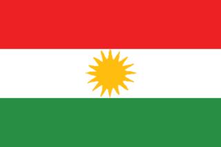 [Guerre Civile] Seconde guerre civile irakienne 320px-Flag_of_Kurdistan_%28Khoiboun%29