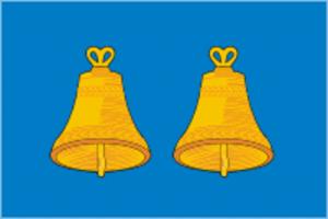 Makaryev - Image: Flag of Makariev (Kostroma oblast)