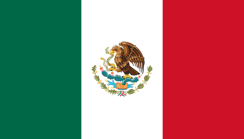 Archivo:Flag of Mexico.png