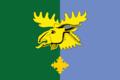 Flag of Vazhinskoe urban settlement.png