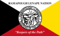 Flag of the Ramapough Lenape Indian Nation.PNG