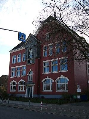 Düsseldorf-Flehe - Image: Fleher Schule