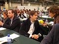 Flickr - Convergència Democràtica de Catalunya - Oriol Pujol i Ramon Espadaler i Conseller Mena a la Marato de TV3 Cat Radio.jpg