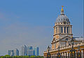 Flickr - Duncan~ - Greenwich University and Docklands.jpg