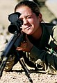 Flickr - Israel Defense Forces - Female Soldier Aiming her Weapon.jpg
