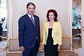 Flickr - Saeima - Solvita Āboltiņa tiekas ar Mihailu Saakašvili.jpg