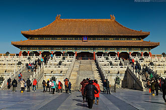 Palace museum - The Palace Museum in the Forbidden City, Beijing