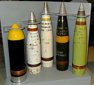 FV433 Abbot SPG - ?, L43A2, L37A2, L31A1, L36