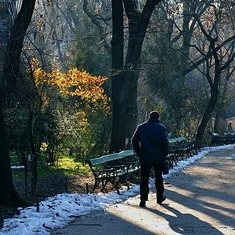 Cișmigiu Gardens - Image: Flickr fusion of horizons Cișmigiu (5)