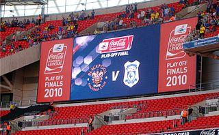 2010 Football League Championship play-off Final 2010 UK football match