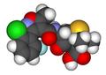 Flucloxacillin3d.png