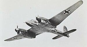 Focke-Wulf Fw 187 - Image: Focke Wulf Fw 187 (15083509087)