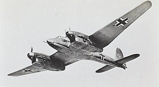 Focke-Wulf Fw 187 Falke