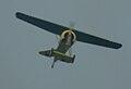 Fokker D.VIII Lt See Gotthard Sachsenberg Flyby two 02 ThruDirtyWindow Dawn Patrol NMUSAF 26Sept09 (14599290202).jpg