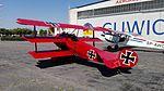 Fokker DR.I Triplane (replika) OK-UAA 90, Gliwice (2).jpg