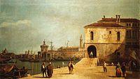 Fonteghetto della farina, Canaletto, circa 1730.jpg