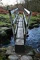 Footbridge Over Sheepshaw Beck - geograph.org.uk - 654260.jpg