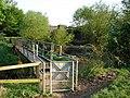 Footbridge on River Stour - geograph.org.uk - 800665.jpg