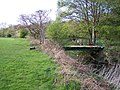 Footbridge over river Douglas - geograph.org.uk - 1262187.jpg