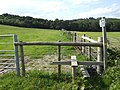 Footpath on to Duddle Heath - geograph.org.uk - 460611.jpg