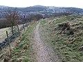 Footpath to Stalybridge - geograph.org.uk - 1128949.jpg