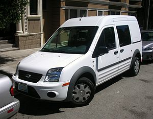 2010 Ford Transit Connect (US)
