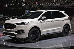 Ford Edge II po liftingu