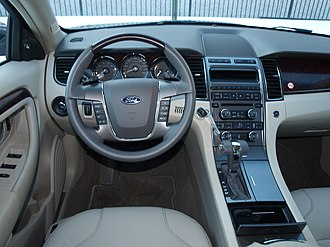 Ford Taurus (sixth generation) - Interior