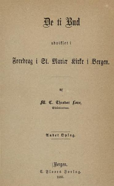File:Foredrag i St Mariæ Kirke - De ti Bud.djvu