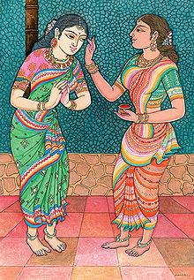 pannemerke i hinduismen � wikipedia