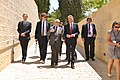 Foreign Secretary Philip Hammond on a visit to Yad Vashem (22471377753).jpg
