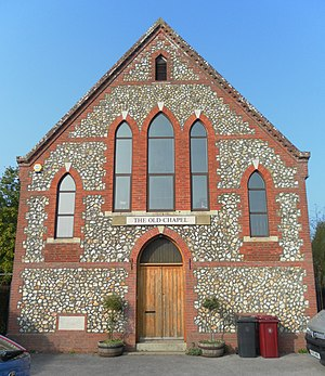 List Of Former Places Of Worship In Chichester District Wikipedia