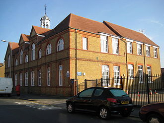 Primary schools in Watford - Former Callowland School building
