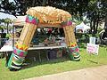 Fort Walton Landing Latino Fest Tiki Drinks.JPG