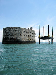 Fort Boyard Historia