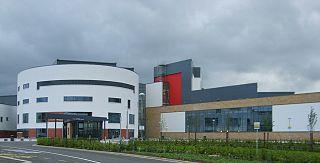 Forth Valley Royal Hospital Hospital in Larbert, Scotland