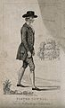 Foster Powell, a pedestrian. Stipple engraving by R. Cooper, Wellcome V0007267EL.jpg