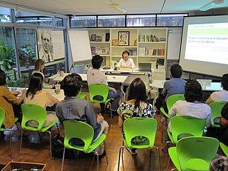 Heinrich Böll Foundation - Seminar at the Heinrich Böll Foundation's Southeast Asia office in Bangkok, Thailand, November 2012