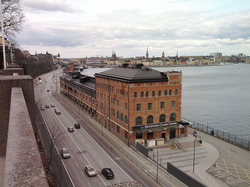Pontos de interesse em Estocolmo