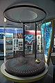 Foucault Pendulum - Earth Exploration Hall - Science City - Kolkata 2010-06-25 6280.JPG