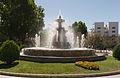 Fountain de las Batallas Contre-jour Granada Spain.jpg