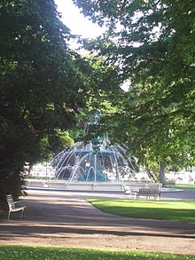 Geneva travel guide at wikivoyage for Jardin anglais wiki